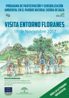 Cartel Visita Floranes