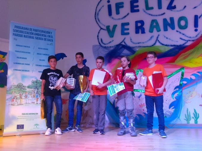 Equipo Ganador en la General Los Ranvalleros (Hernán del Valle)